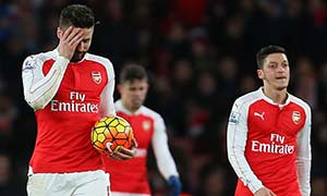 Arsenal 1-2 Swansea City
