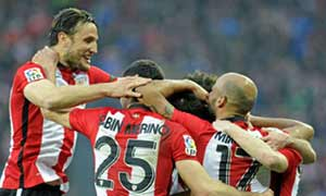 Athletic Bilbao 3-1 Real Betis