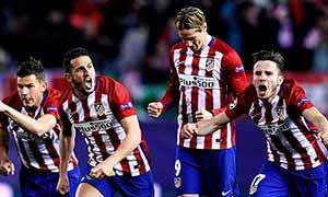 Atletico Madrid 0-0 (Pen 8-7) PSV Eindhoven