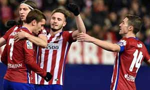 Atletico Madrid 3-0 Real Sociedad