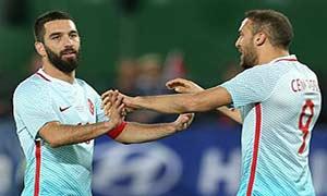 Austria 1-2 Turkey