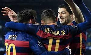 Barcelona 3-1 Arsenal