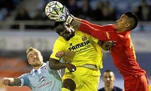 Celta Vigo 0-0 Villarreal