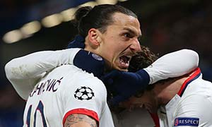Chelsea 1-2 Paris Saint-Germain