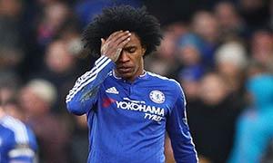Chelsea 1-1 Stoke City