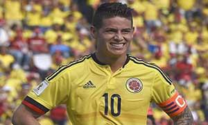 Colombia 3-1 Ecuador