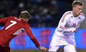Denmark 2-1 Iceland