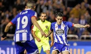 Deportivo La Coruna 2-1 Levante