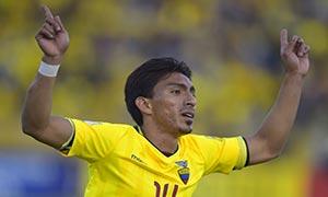 Ecuador 2-2 Paraguay