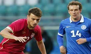 Estonia 0-1 Serbia