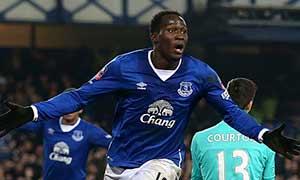 Everton 2-0 Chelsea