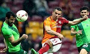 Galatasaray 3-3 Istanbul Basaksehir