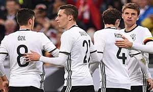 Germany 4-1 Italy
