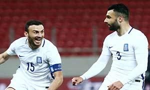 Greece 2-1 Montenegro