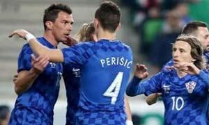Hungary 1-1 Croatia