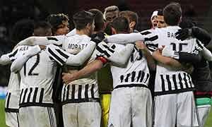 Inter 3-0 (Pen 3-5) Juventus