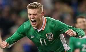 Republic of Ireland 2-2 Slovakia