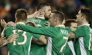 Republic of Ireland 1-0 Switzerland