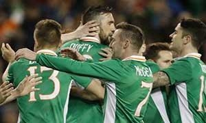 Republic of Ireland 1-0 Switzerland