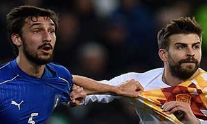 Italy 1-1 Spain