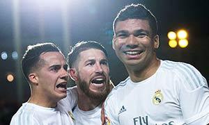 Las Palmas 1-2 Real Madrid