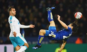 Leicester City 1-0 Newcastle United