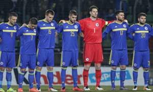 Luxembourg 0-3 Bosnia-Herzegovina