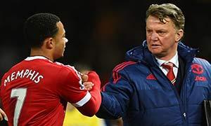 Manchester United 1-0 Watford
