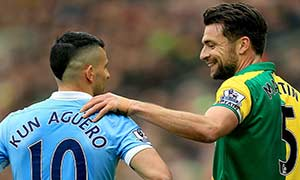 Norwich City 0-0 Manchester City