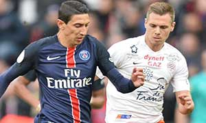 Paris Saint-Germain 0-0 Montpellier