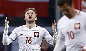 Poland 1-0 Serbia