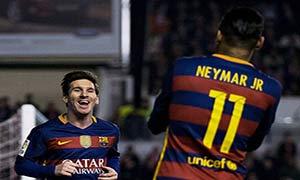 Rayo Vallecano 1-5 Barcelona