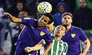 Real Betis 0-1 Malaga