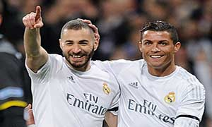 Real Madrid 4-0 Sevilla