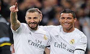 Real Madrid 4-0 Sevilla
