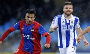 Real Sociedad 1-1 Levante