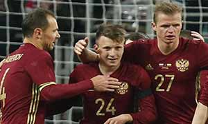 Russia 3-0 Lithuania
