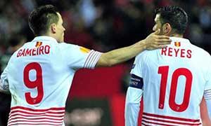 Sevilla 3-0 Basel