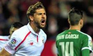Sevilla 1-0 Eibar