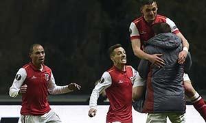 Sporting Braga 4-1 Fenerbahce