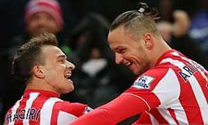 Stoke City 1-0 Newcastle United