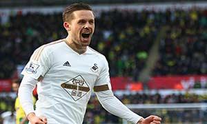 Swansea City 1-0 Norwich City