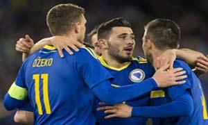 Switzerland 0-2 Bosnia-Herzegovina