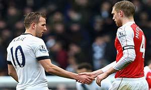 Tottenham Hotspur 2-2 Arsenal