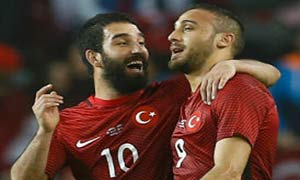 Turkey 2-1 Sweden