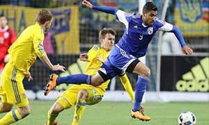 Ukraine 1-0 Cyprus