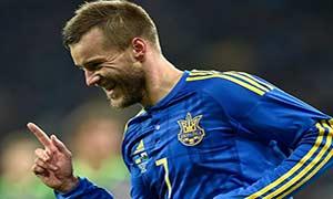 Ukraine 1-0 Wales