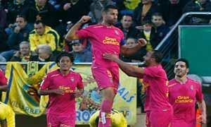 Villarreal 0-1 Las Palmas