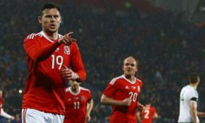 Wales 1-1 Northern Ireland
