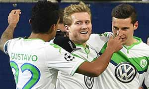 Wolfsburg 1-0 Gent